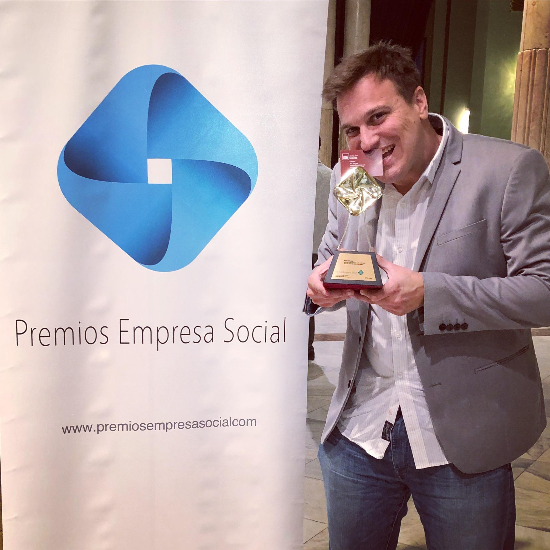 Premio Empresa Social Ginés Haro
