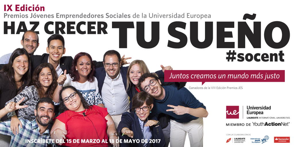 Premios Jovenes Emprendedores Sociales