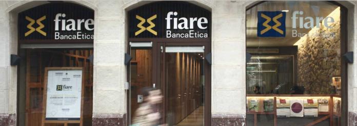 Trabajo en Fiare Banca Etica