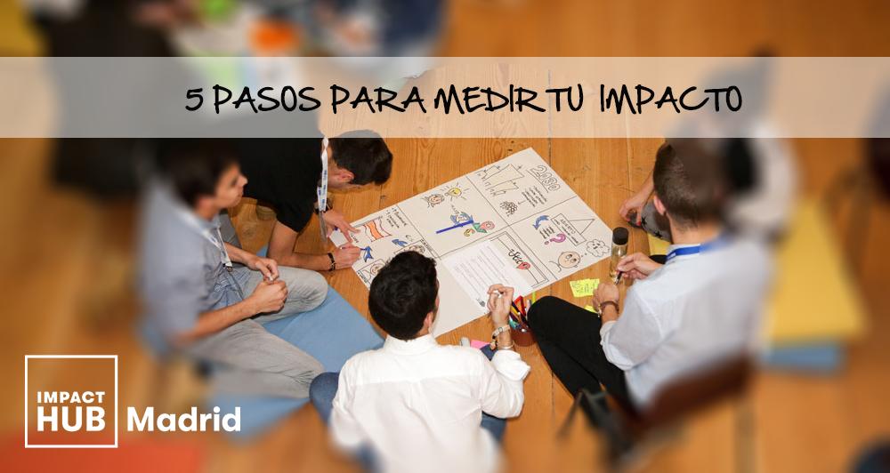 guía medición impacto social