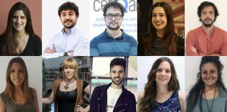Ganadores X edición premios jóvenes emprendedores sociales