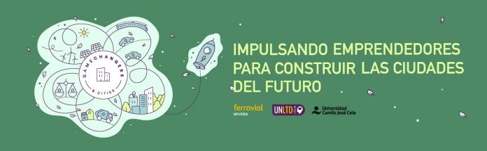 convocatoria emprendedores las ciudades del futuro unltd
