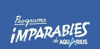 Programa Imparables de Aquarius 2019