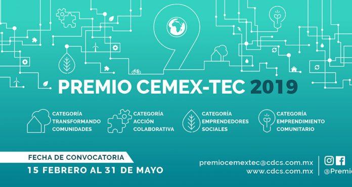Premio Cemex-Tec 2019
