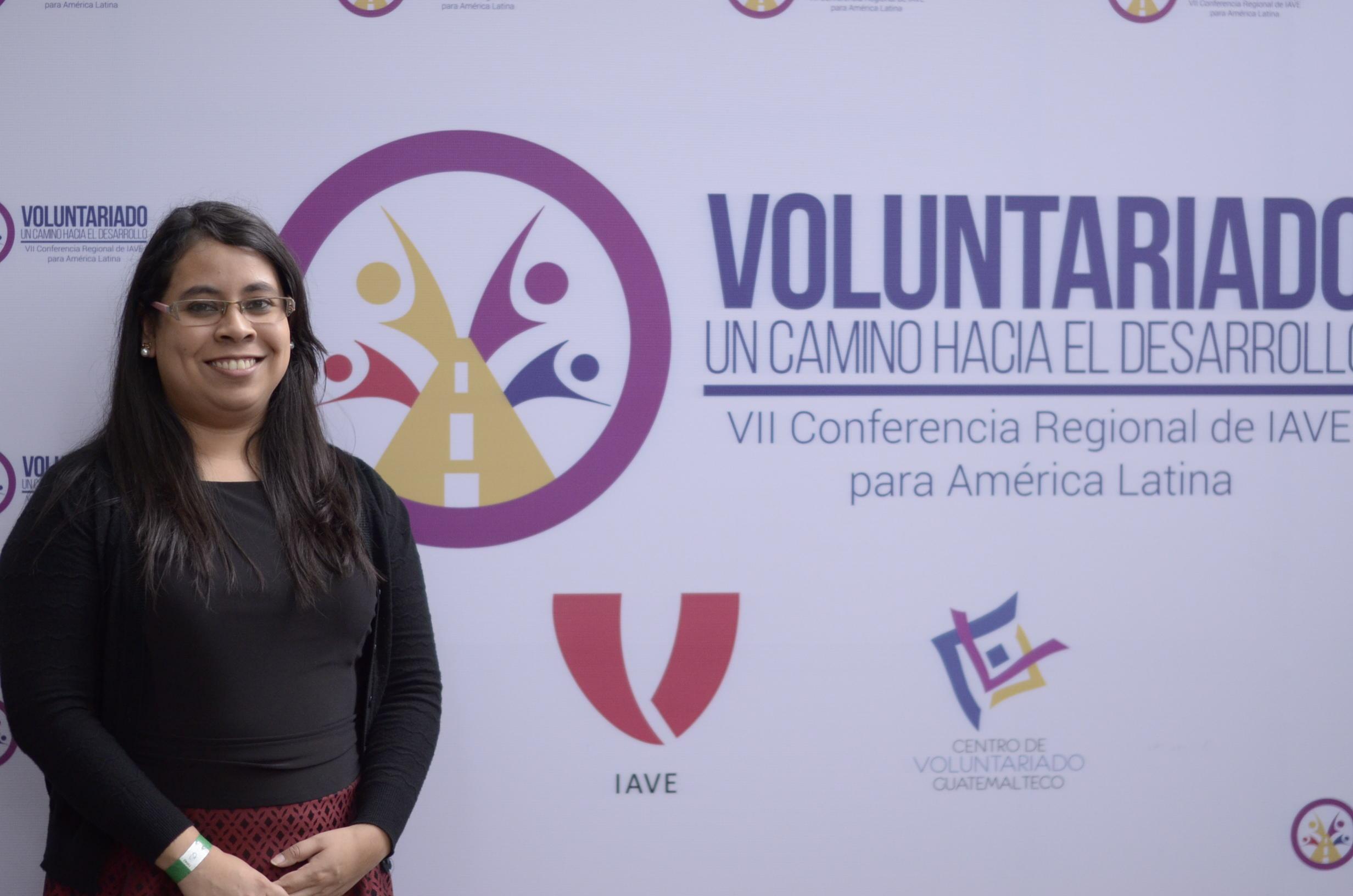 Carmen Chavarría Congreso Trabajos con Impacto