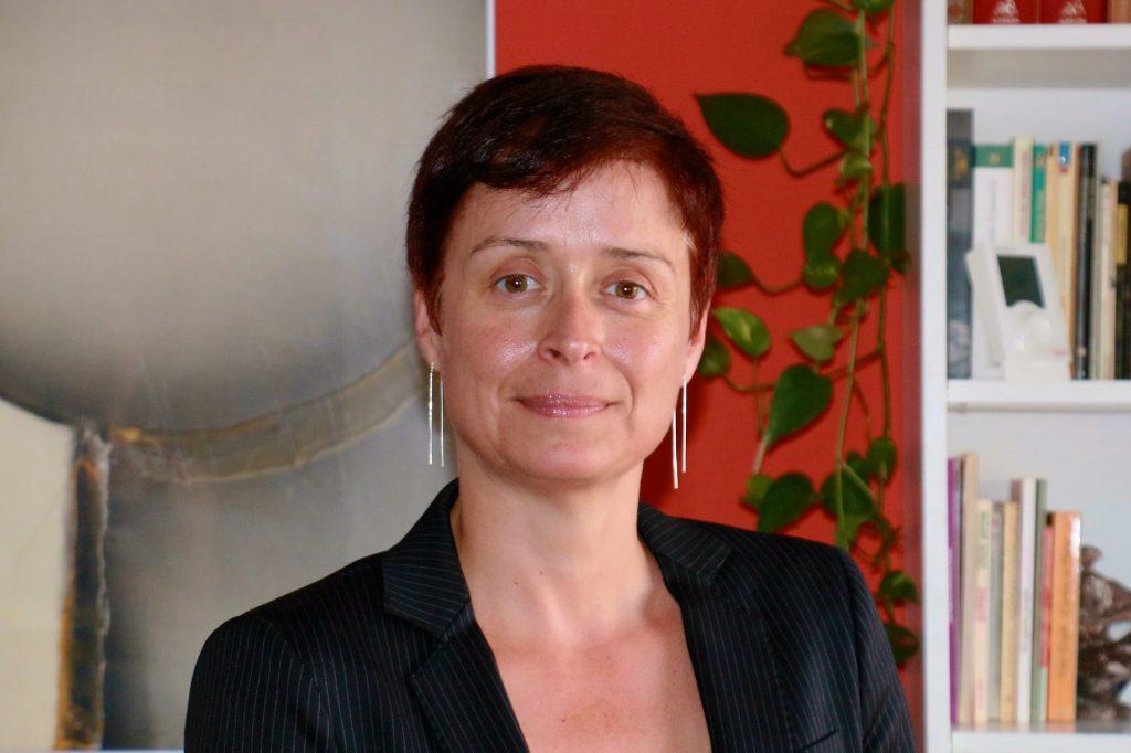 Silvia Oceransky contacto Congreso Trabajos con Impacto